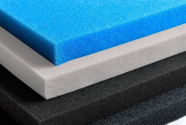 layered foam sheets
